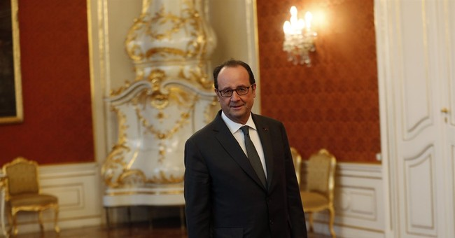 "Francois Hollande Bids French Presidency ""Adieu,"" Will Not Seek Reelection"