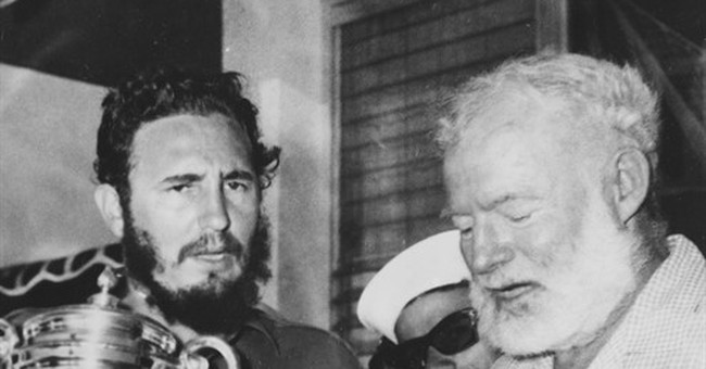 Fake News Media still Faking History about Failed KGB Agent Ernest Hemingway