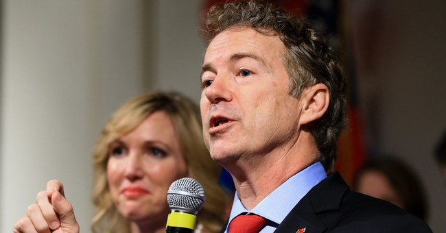 Sen. Rand Paul Still Not Going to Endorse Anyone
