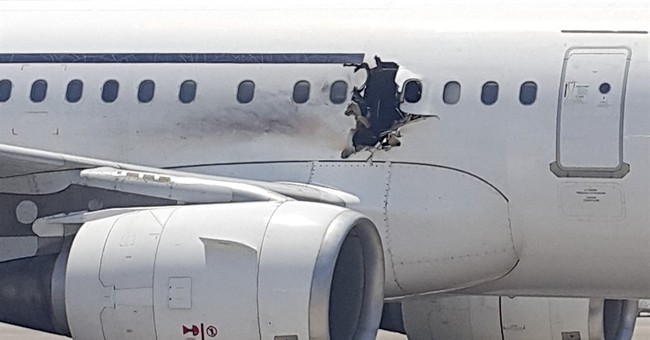 Al-Shabaab Takes Credit For Bombed Plane in Somalia