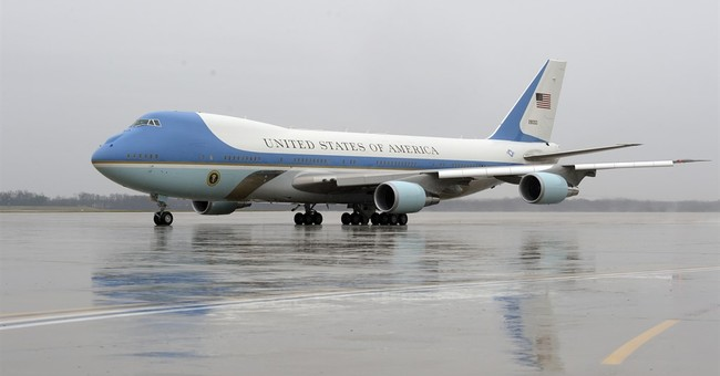 $4 Billion Air Force One Nothing But a Clean-Energy Ruse