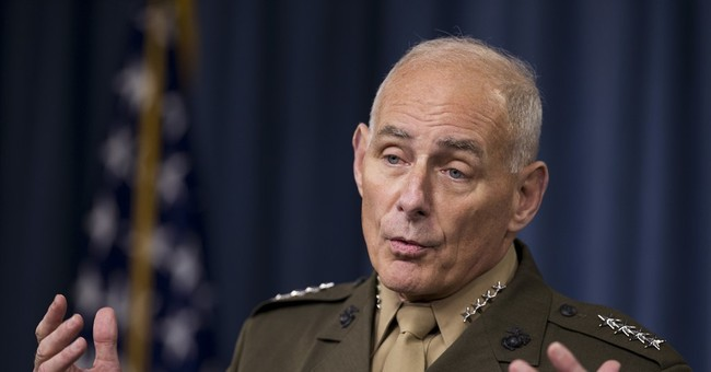 It's Official: Gen. John Kelly Tapped as DHS Chief