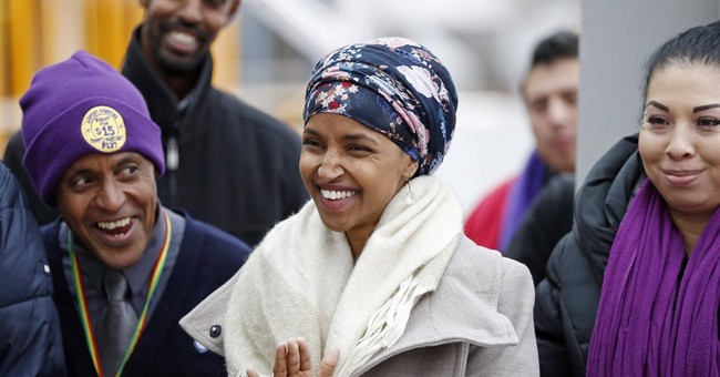 Omar Thanks Jewish Colleagues for 'Educating' Her on Anti-Semitism
