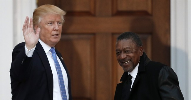 BET Founder Credits Trump for Bringing Jobs Back