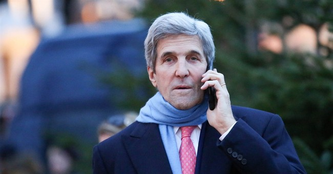Kerry Considered Entering the 2016 Race...But Won't Say When
