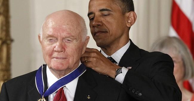 The Nation Remembers John Glenn