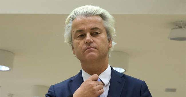 Dutch Politician Geert Wilders Convicted of Inciting Discrimination