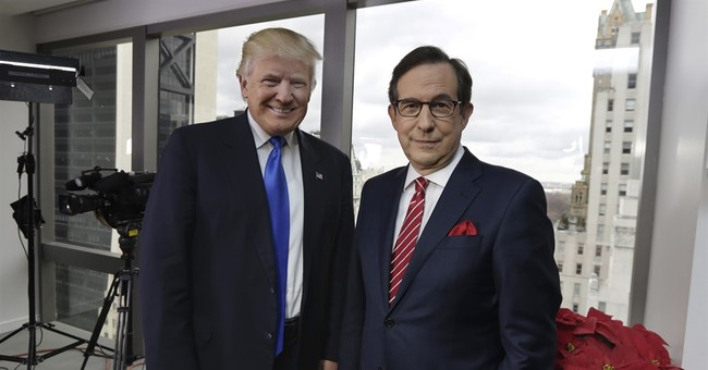 Wallace Blasts Trump For Media Attacks