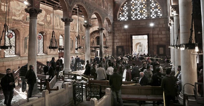 ISIS Claims Responsibility For Attack At Coptic Cathedral In Egypt