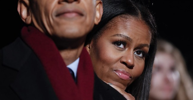 Michelle Obama's 'Hopelessness' Shows it Sucks to Be a Liberal