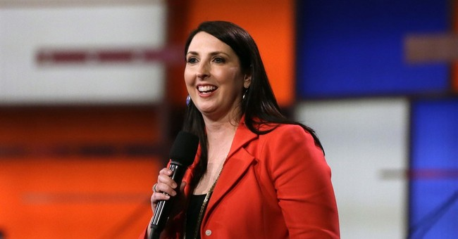 RNC Chairwoman: It's Time to Put An End to Trump-Russia Investigations