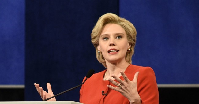 Apparently Hillary Clinton Almost Cried Over SNL's 'Hallelujah'