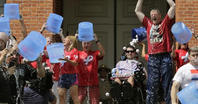 The 'Ice Bucket Challenge' Bucket Is Now In The Smithsonian