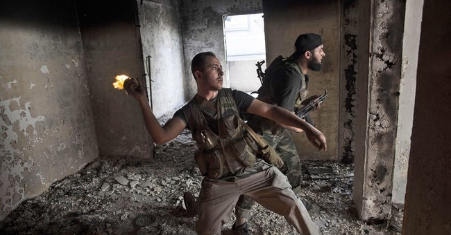 Syrian Rebels Just Agreed to a Ceasefire