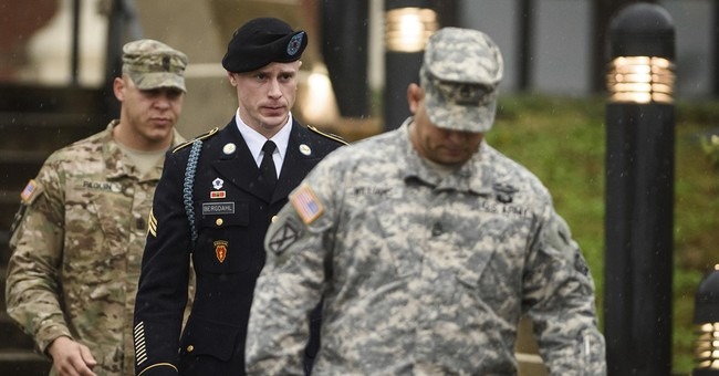 Report: Obama Denied Bergdahl a Pardon