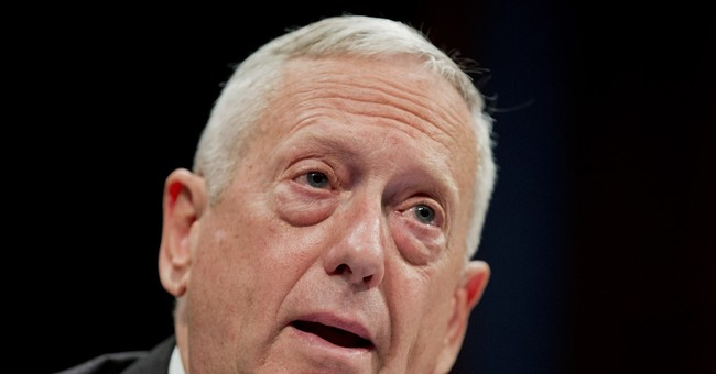Uh Oh: James Mattis Cancels House Armed Services Committee Hearing