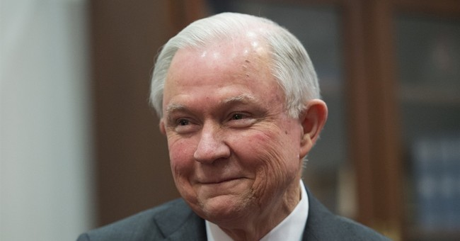 Confirm Jeff Sessions as Attorney General