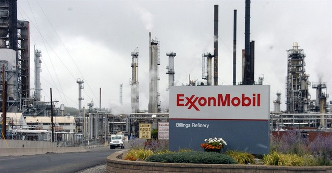 Treasury Deep-Staters Go After ExxonMobil on Trumped-up Charges