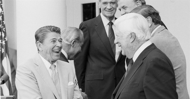 Needed This St Patrick's Day - Ronald Reagan