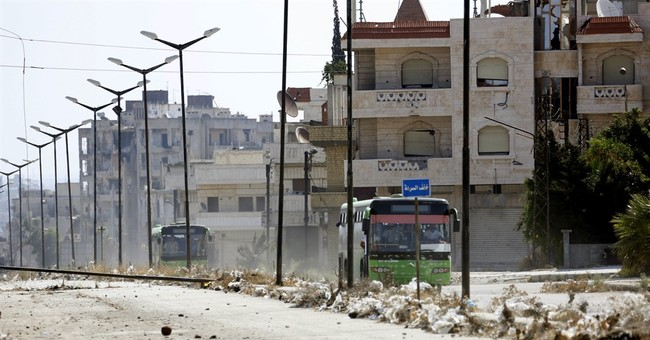 BREAKING: Aleppo Is Back Under Government Control