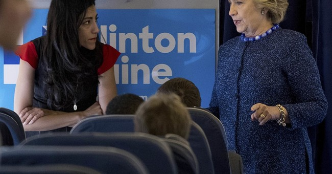 Huma Abedin Reportedly Cried When She Learned Clinton Probe Involved Anthony Weiner