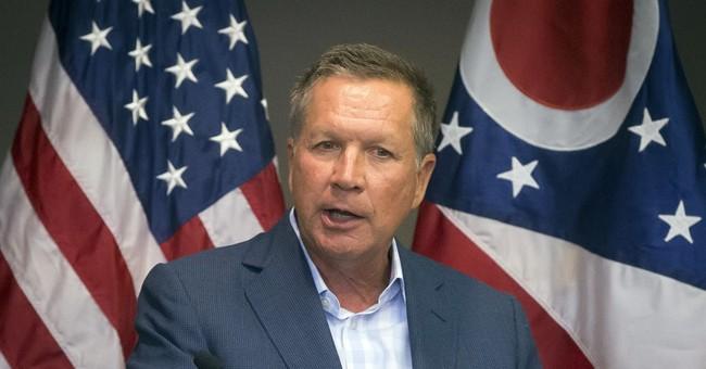 Gov. John Kasich Turns His Back on Ohio Gun Owners (Again) By Opposing Gun Rights Bill