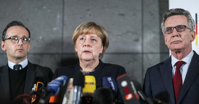 Appalling Details: German Officials Really Blew it on Jihadist Truck Attack