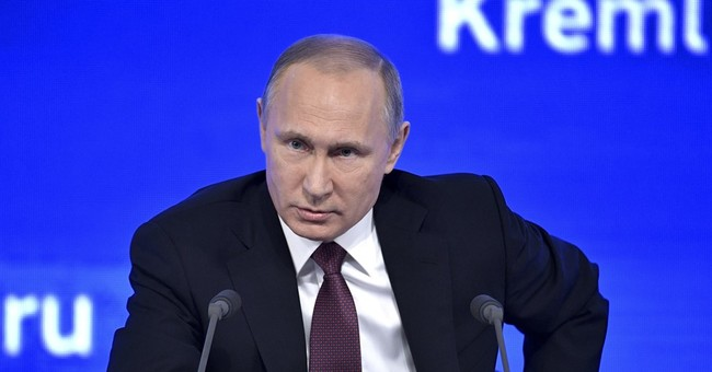 Russian Embassy, Putin Respond to Sanctions