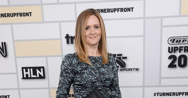 Liberals Bewitched By Samantha Bee