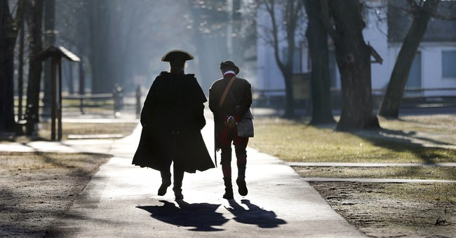 George Washington's Failed Romances and Long Marriage