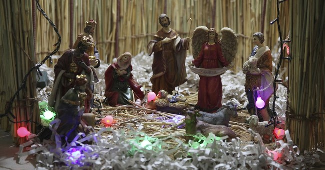 You Will Not Believe What This Church Built Around a Nativity Scene