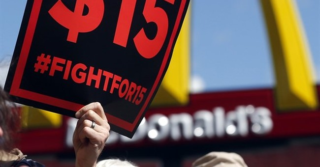 Five Horrible Consequences of a $15 Minimum Wage