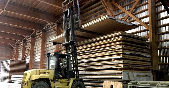 Trump: I Want A Twenty Percent Tax on Canadian Soft Lumber