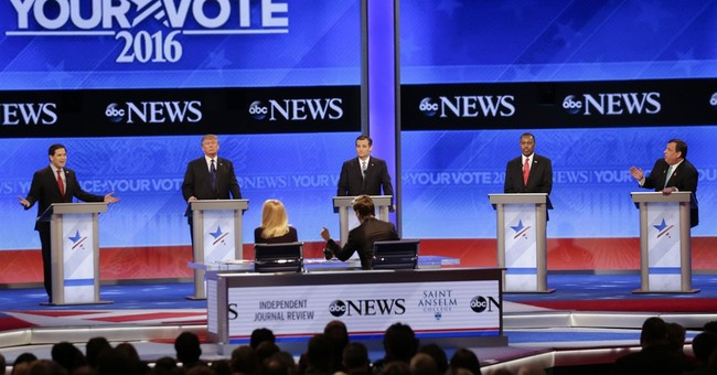 Ratings Gold: GOP's NH Debate Crushes Dems, Draws 13.2 Million Viewers