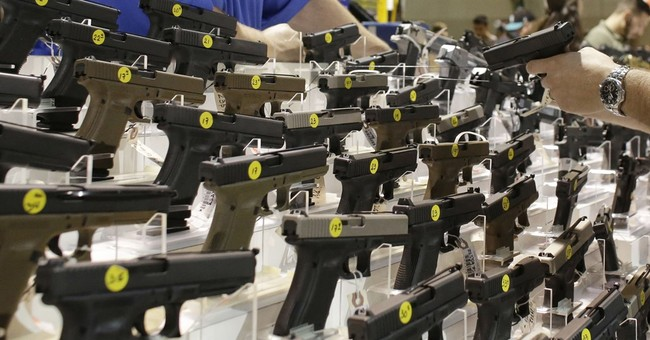 Another Month, Another Record For Gun Sales