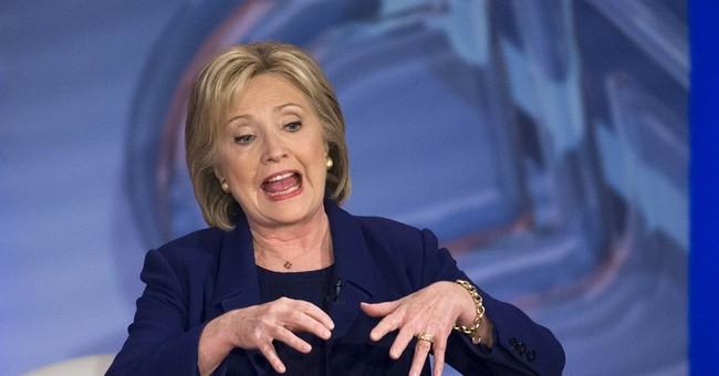 Report: Hillary's Wall Street Speech Transcripts Would 'Bury Her'