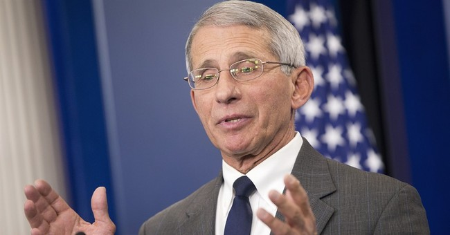 Fauci Signed Off on WHO Statement Approving China's Response to the Wuhan Coronavirus