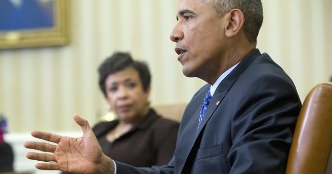 Loretta Lynch to White House: Take Me Off The SCOTUS List