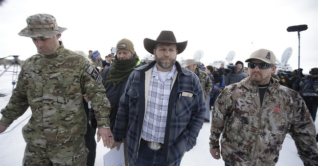 Occupy Trespassed for Months, Ranchers Arrested After 24 Days of Trespassing
