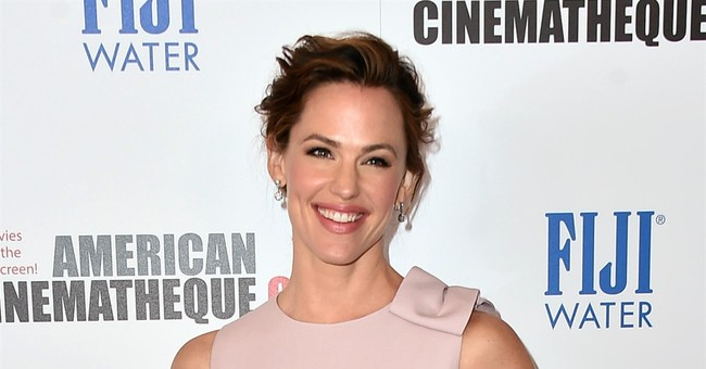 Liberal Jennifer Garner Puts Politics Aside to Work on Advocacy Issues With Trump's Washington
