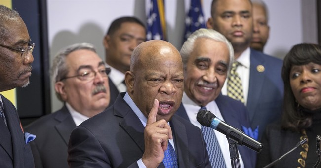 Brace Yourselves–The Congressional Black Caucus Vows To Be As 'Disruptive' As Possible To Push Gun Control