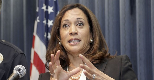 Kamala Harris Couldn't Lose Senatorial Debate