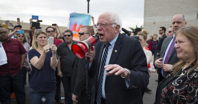 Schadenfreude? Not Everyone In Socialist America Is Feeling the Bern–Some Want Him to Fail