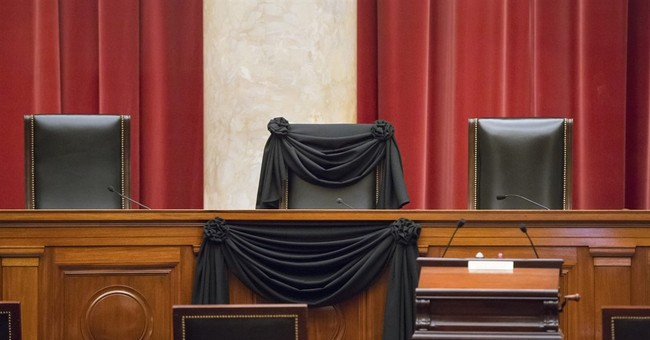 Justice Scalia Will Lie In Repose At the Supreme Court This Friday