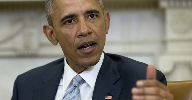 Obama Proves Once Again He Isn't Serious About Fighting Terrorism