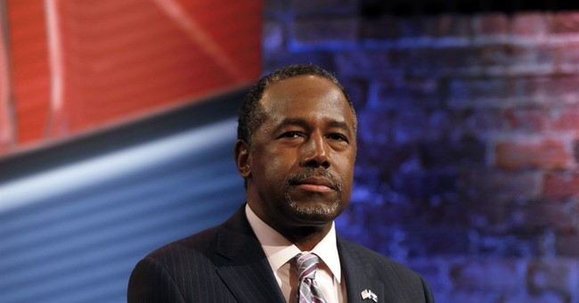 Carson's Not Quitting...Yet