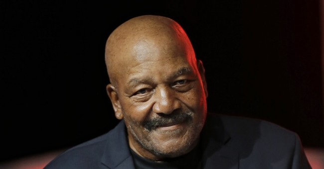 Clinton Supporter and NFL Legend Jim Brown After Meeting With Trump: 'I Fell In Love With Him'