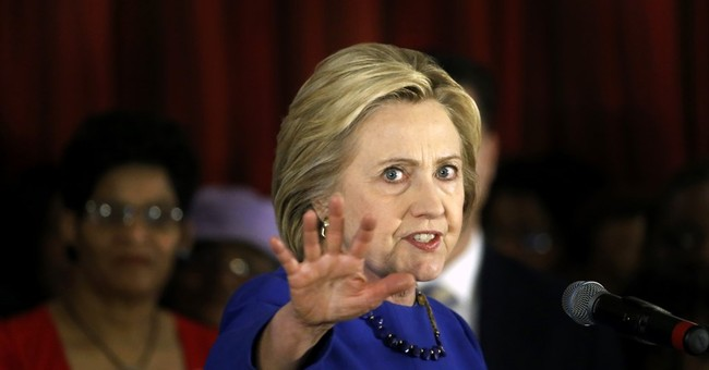Gallup: And the Word Most Associated With Hillary Clinton is...