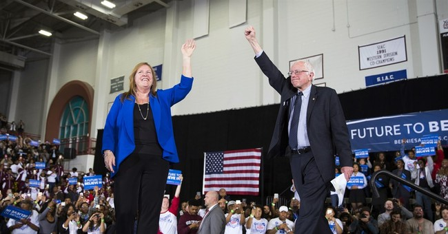 Jane Sanders On FBI Investigating Her For Bank Fraud: It's 'Incredibly Sexist'