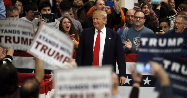 Victory Speech: Trump Sacks 'Bush Country,' Dominates the First Southern State
